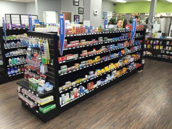click to the detail convenience shelving