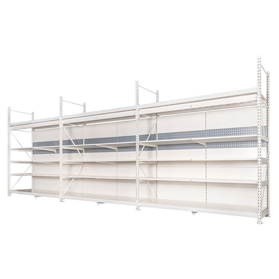 Supermarket Storage shelving