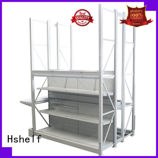 custom heavy duty metal shelving manufacturer for shop