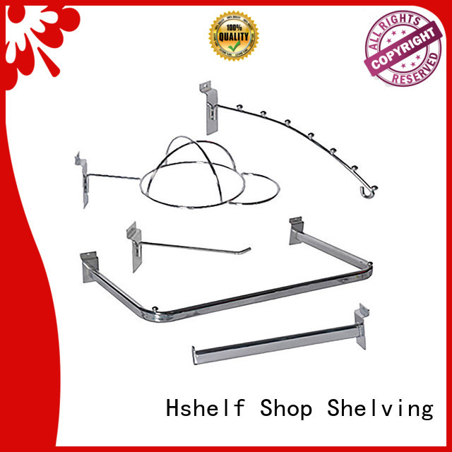 Hshelf bulk pegboard hooks from China for retail shelf