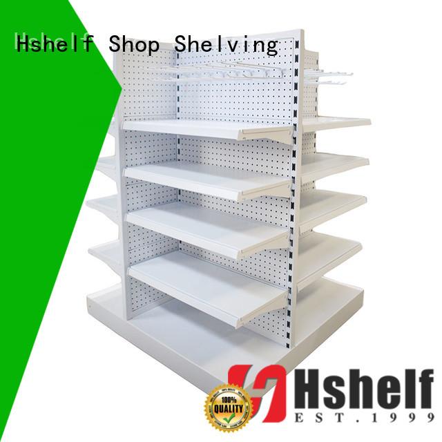 Hshelf custom shelves china products online for supermarket