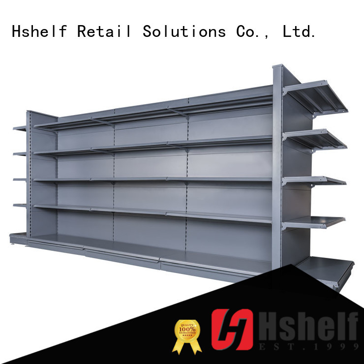 Hshelf strong performance metal shelving unit factory for shop