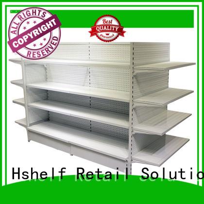 Hshelf slatwall display supplier