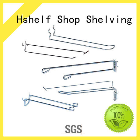 wholesale pegboard hooks series for retail shelf