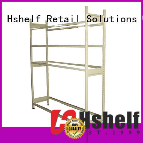 Hshelf retail gondola shelving factory price for liquor & wine store