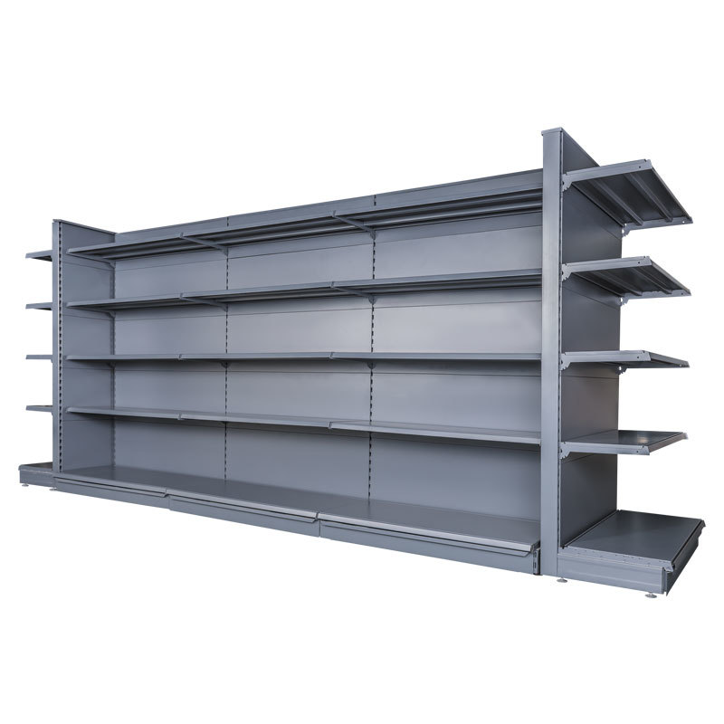 Double side shop shelving Hshelf