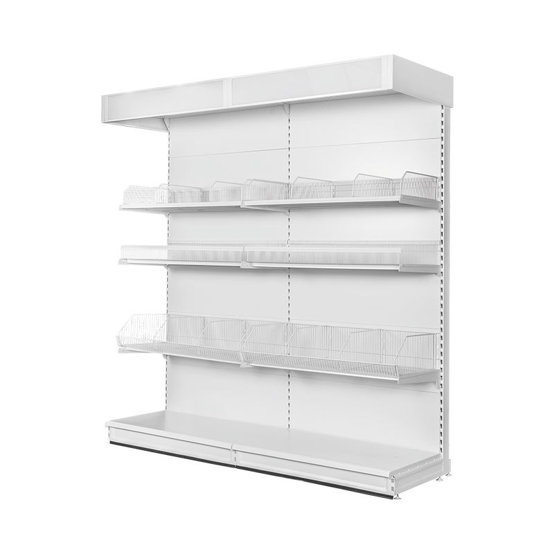 Wall unit retail shop shelvings Hshelf