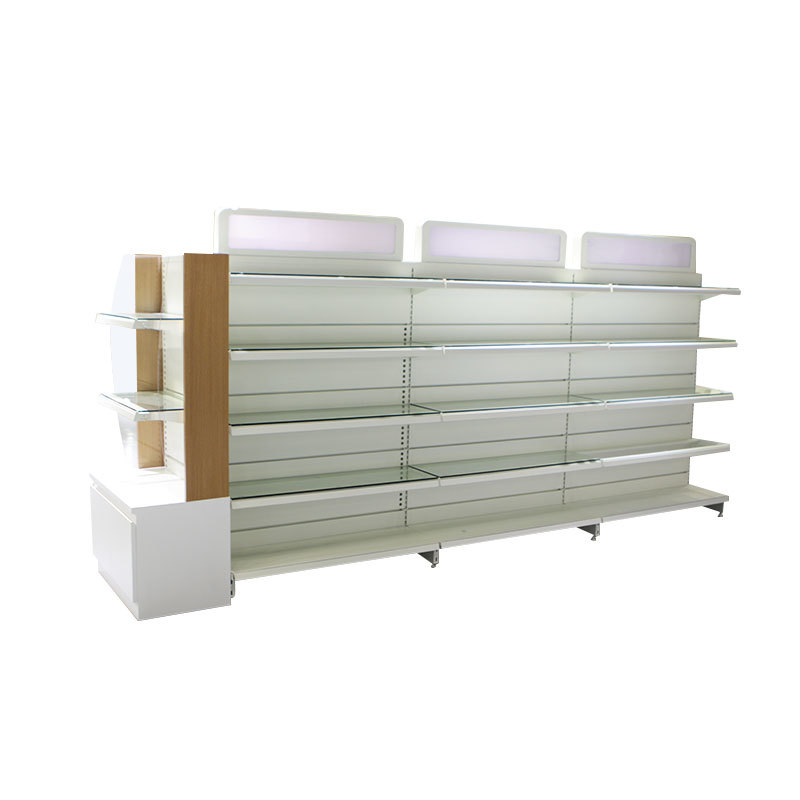 Cosmetic display shelving Industrial Shelving Systems
