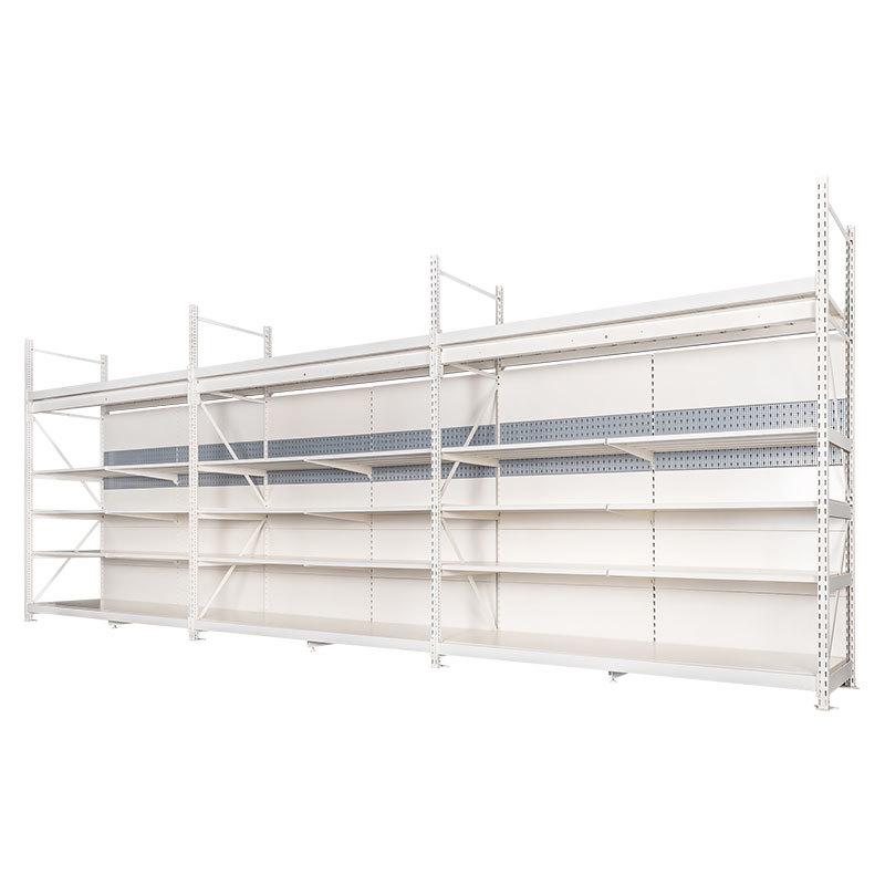 Integrated shop shelving Large Storage Shelves