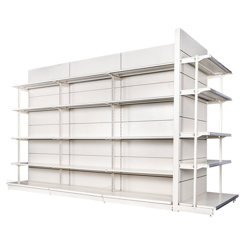 Supermarket Display Shelves Heavy duty supermarket shelving