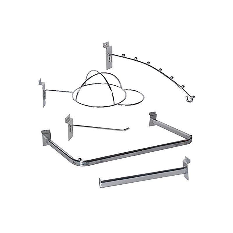 Slatwall Accessories Slatwall hooks and bars Hshelf
