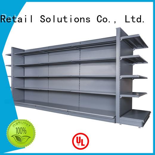 Hshelf popular design commercial display shelves for Walmart