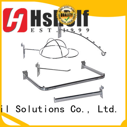Hshelf retail shelving accessories series for hardware shop