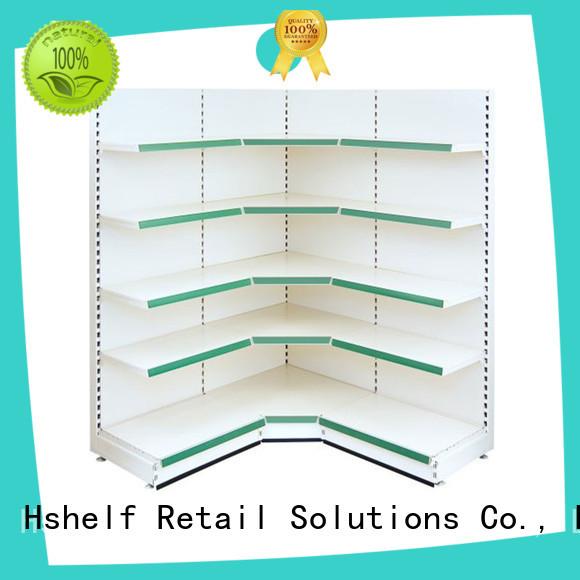 Hshelf simple structure retail shop shelving design for shop