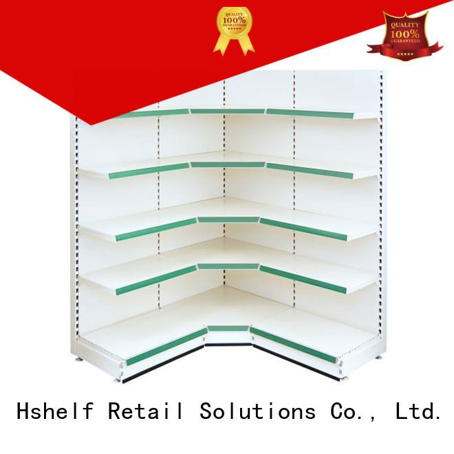 Hshelf simple structure eurostar shop shelving factory for wholesale markets