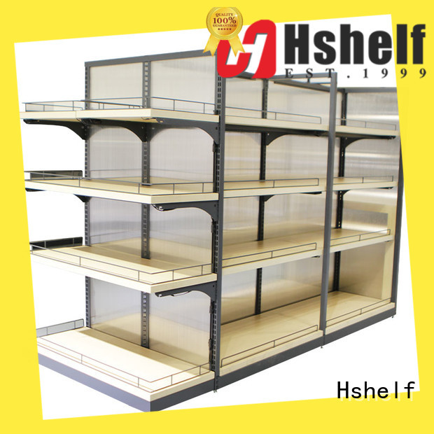 Hshelf retail store shelving series for small store
