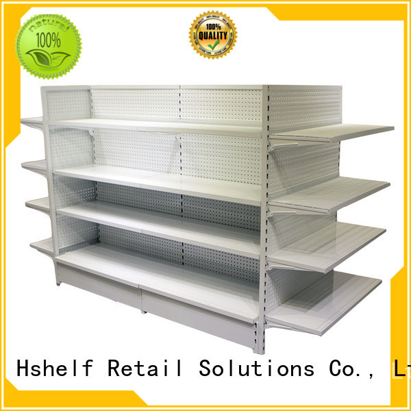 Hshelf slatwall display wholesale