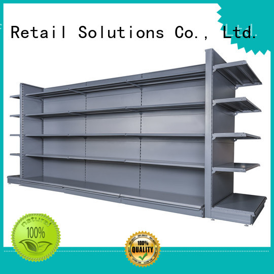 simple structure shop racks with good price for Kroger