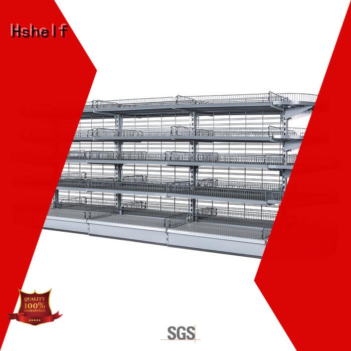 popular design storage shelving units design for Metro