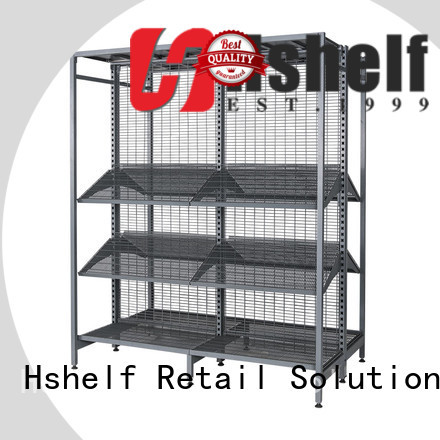 Hshelf gondola rack factory price for liquor & wine store