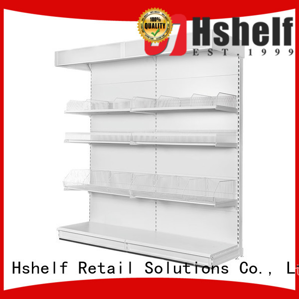 Hshelf strong performance industrial shelving units factory for shop