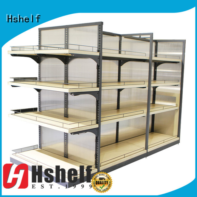 Hshelf economical grocery store racks for express store