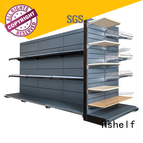 stable supermarket shelving systems design for supermarkets Hshelf