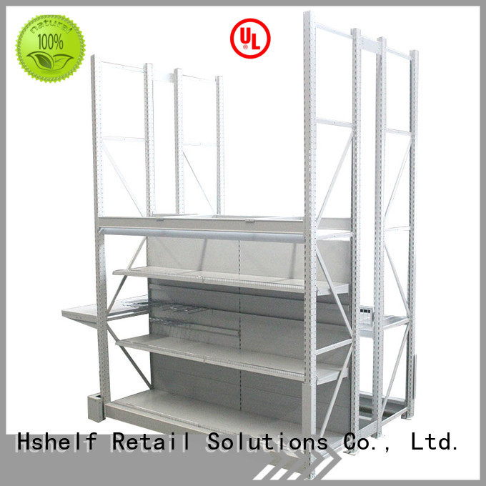 Hshelf heavy-duty storage racking system for hypermarket