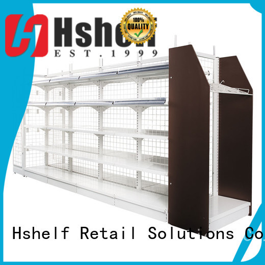 Hshelf retail store shelving from China for express store
