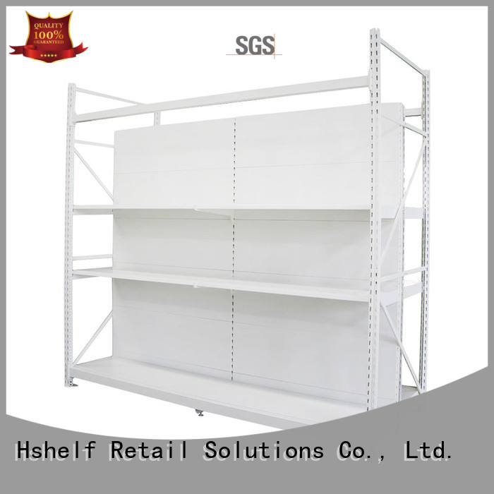 Hshelf hardware store shelving inquire now for business store