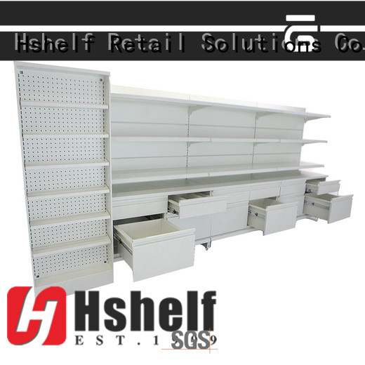 Hshelf friendly pharmacy racks inquire now for cosmetic store
