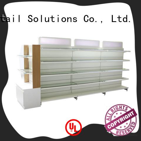 Hshelf popular design commercial shelving systems for Metro