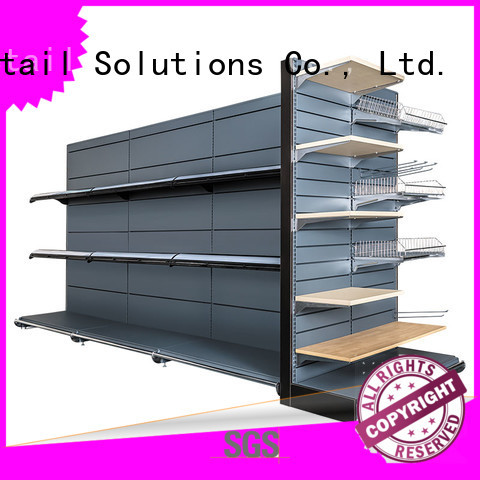 Hshelf different size supermarket rack systems for grocery store