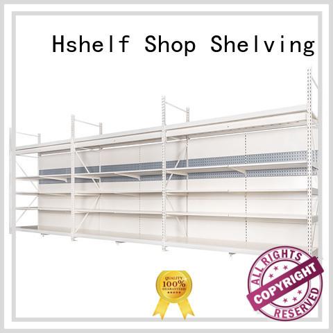 Hshelf heavy duty shop shelves customized for store