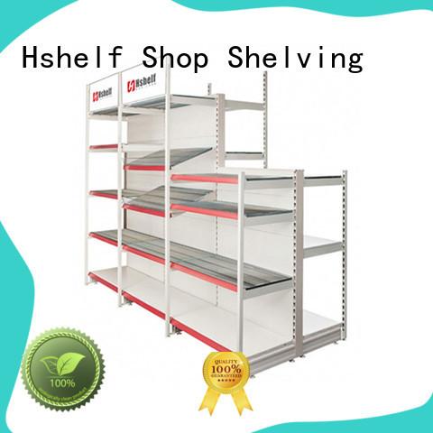 Hshelf popular design retail shop shelving inquire now for Kroger