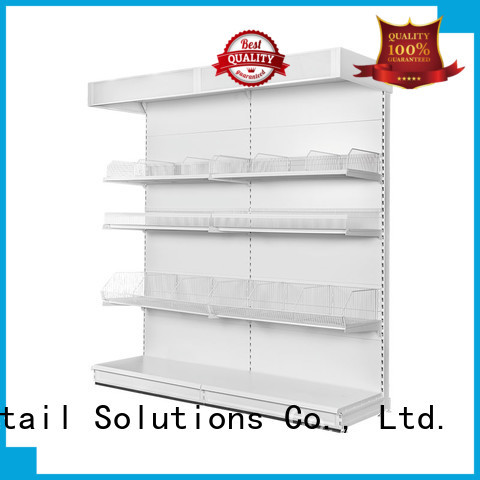 simple structure storage shelving units factory for Metro