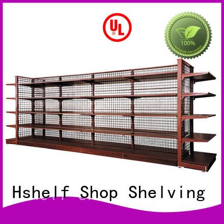 Hshelf supermarket shelving design for electric appliance market