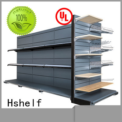 Hshelf different weight supermarket display shelves factory for grocery store