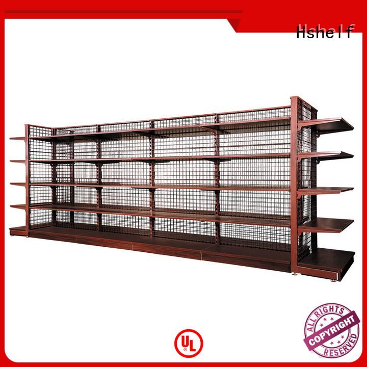 Hshelf supermarket display design for supermarkets