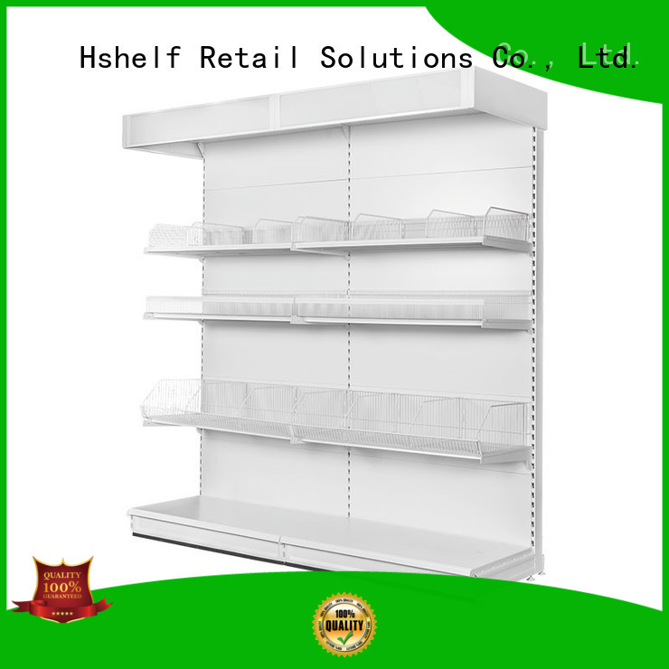 regular size retail display shelves with good price for wholesale markets