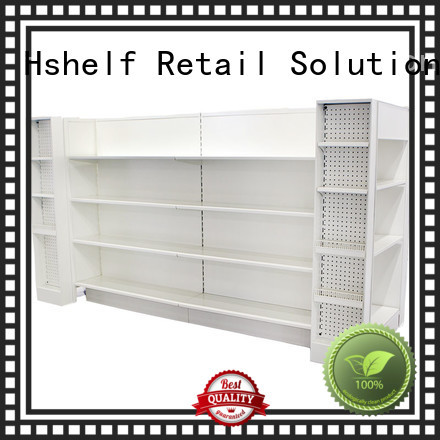 Hshelf pharmacy fixtures sell world widely for cosmetic store