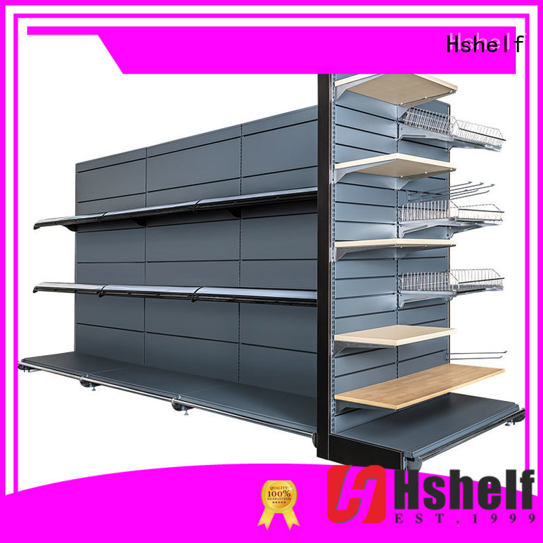 Hshelf different shape wire storage shelves design for electric appliance market