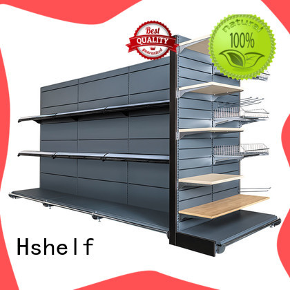 Hshelf stable wire storage shelves design for grocery store