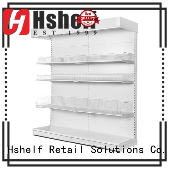 Hshelf regular size retail shop shelving with good price for IKEA