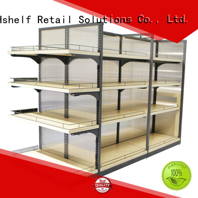Hshelf fashion look store display shelves for small store