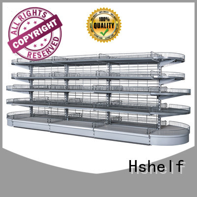 Hshelf popular design retail wall shelving inquire now for wholesale markets