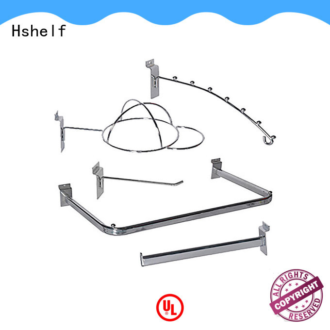 various types retail shelving accessories directly sale for retail shelf