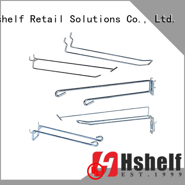 bulk retail shelving accessories from China for hardware shop