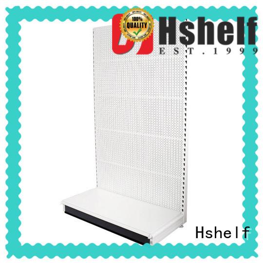 Hshelf hardware store shelving design for tools store