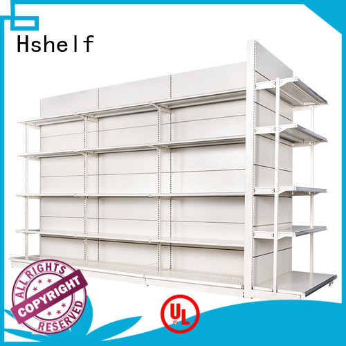Hshelf metal wire shelving with good price for electric appliance market